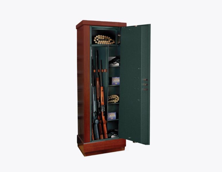 armadio-portafucili-PRLV-fucili-linea-wood-interno-allestimento-b-acciaio-rivestito-legno-sicura-casseforti