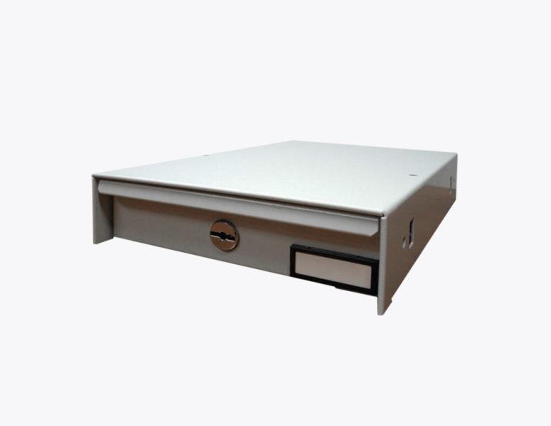 cassetto-portapistole-Serratura-sicurezza-doppia-mappa-Sicura-Casseforti